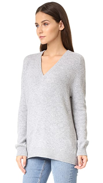 Vince Low Vee Sweater