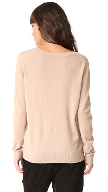 Vince Vee Cashmere Sweater