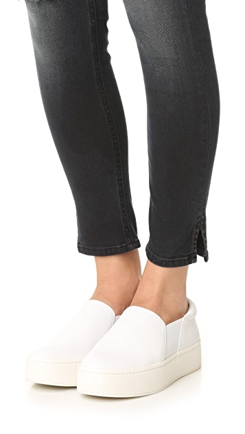 285d58e3f6562 Vince Warren Platform Sneakers; Vince Warren Platform Sneakers ...