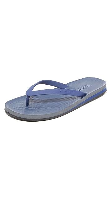 Vince Tyler Flip Flops