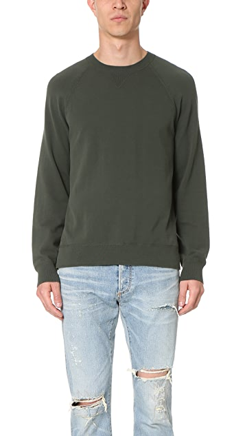Vince Raglan Crew Neck Sweater