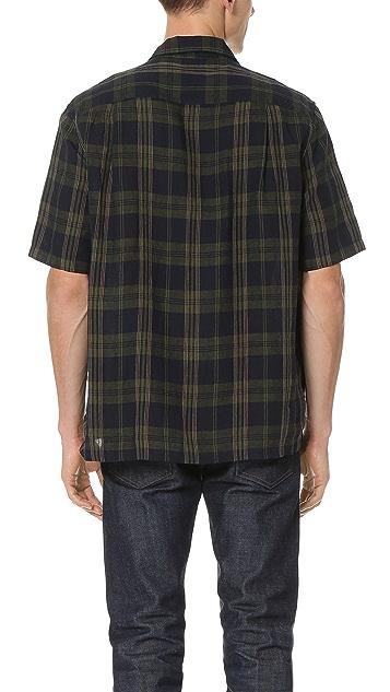 Vince Linen Cabana Shirt