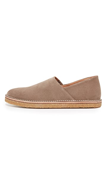 ee3db1fa92 ... Vince Gifford Suede Slip Ons ...
