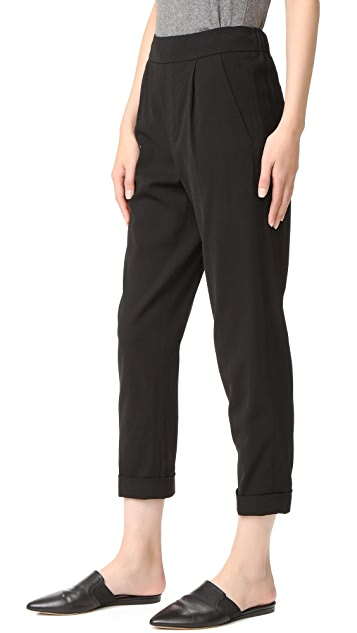Vince Pull On Tapered Trousers