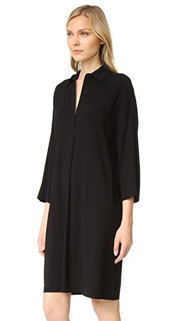 Vince Easy Pullover Dress