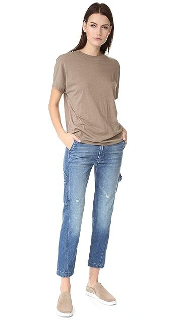 Vince Slouch Carpenter Jeans