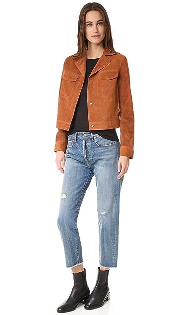 Vince Moto Jacket