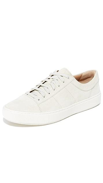 Vince Lynwood Suede Sneakers ...