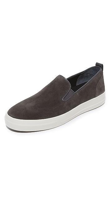 Vince Carson Suede Sneakers htcfZm05