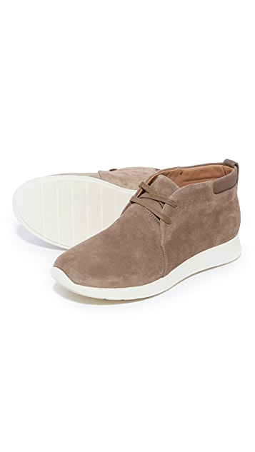 Vince Marcus Suede Chukka Sneakers
