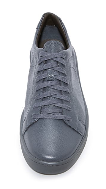 Vince Slater Leather Sneakers