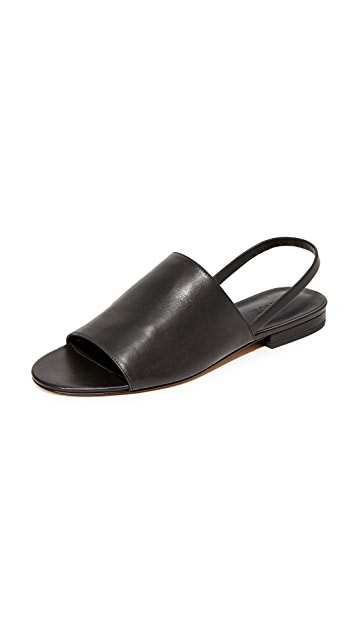 Vince Dawson 露跟凉鞋