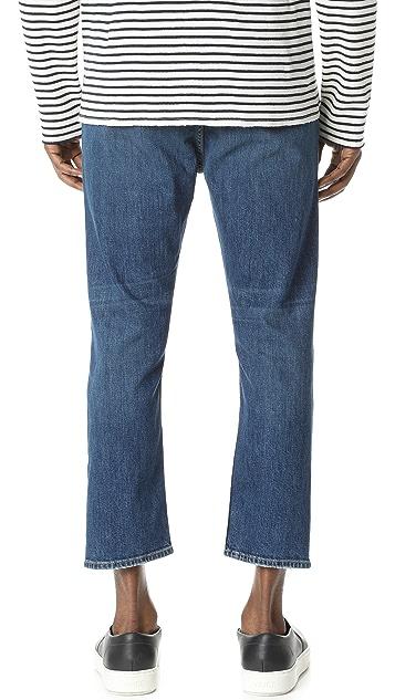 Vince Crop Jeans