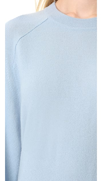 Vince Raglan Sleeve Cashmere Sweater