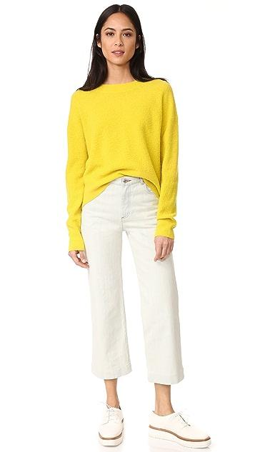 Vince Crop Sweater