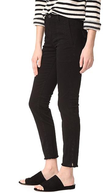 Vince Skinny Military Pants