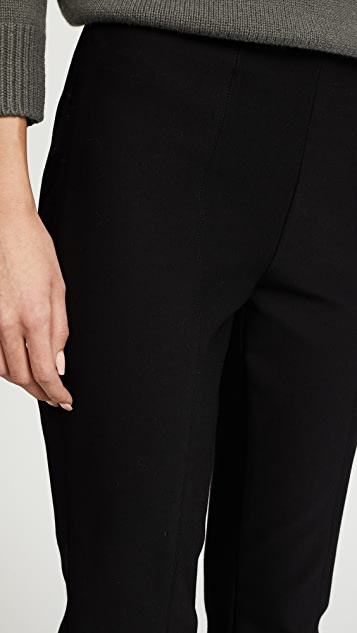 Vince Stitch Front Seam Legging Pants