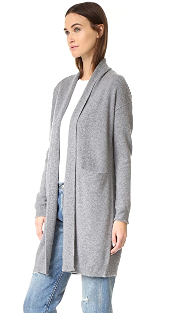 Vince Cashmere Sweater Coat