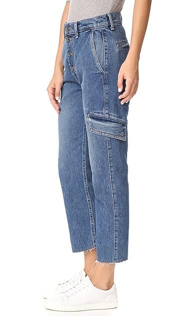 Vince Drop Slouch Cargo Pants