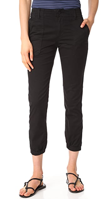 Vince Patch Front Utility Pants