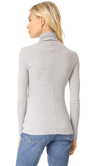 Vince Long Sleeve Turtleneck