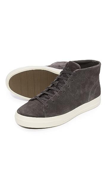 Vince Cullen Suede High Top Sneakers
