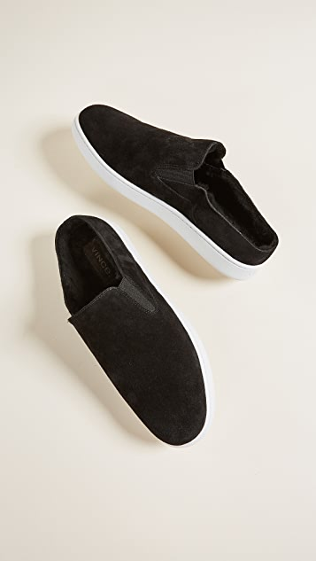 Vince Verrell 3 Slip On Mule Sneakers