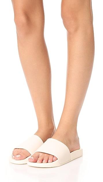 Vince Westcoast Slide Sandals