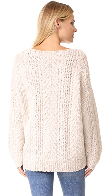 Vince Cable Knit Sweater