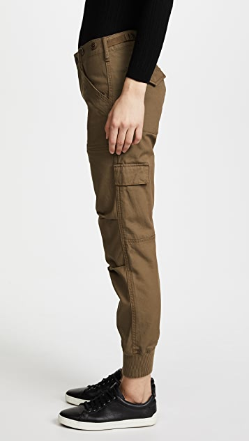 Vince Slouchy Military Pants