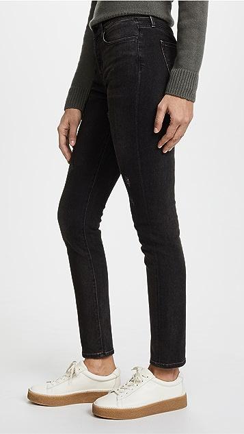 Vince 5 口袋紧身牛仔裤