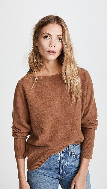 Vince Raglan Cashmere Sweater