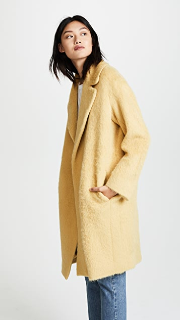Vince Shaggy Coat
