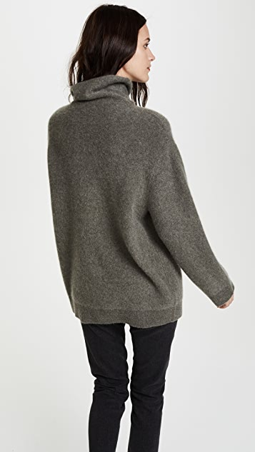 Vince Boxy Cashmere Sweater
