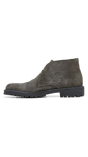 Vince Boulder Suede Boots