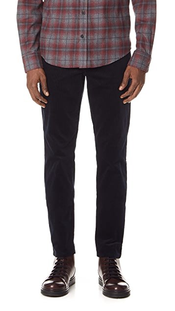 Vince Stretch Corduroy Pants