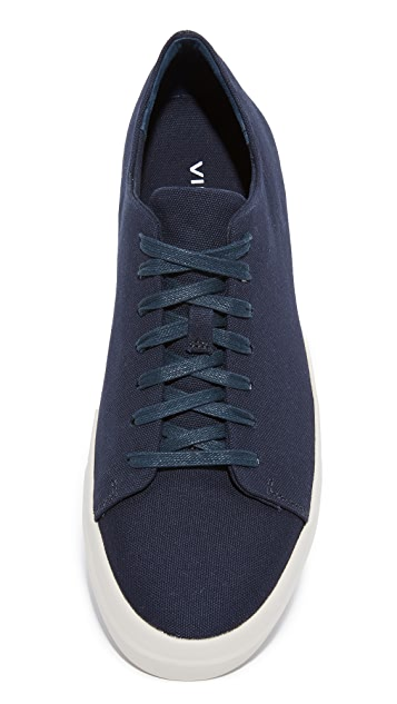 Vince Copeland Canvas Sneakers