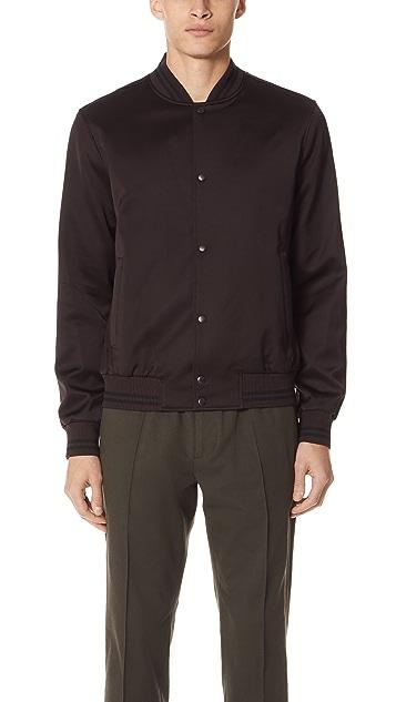 Vince Varsity Bomber Jacket
