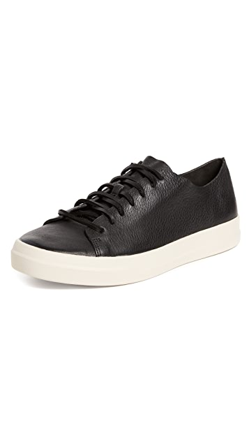 Vince Copeland Leather Sneakers