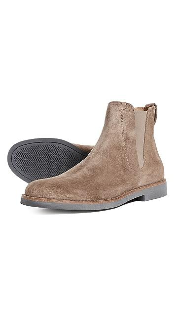 Vince Felix Suede Chelsea Boots