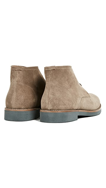 Vince Fredrick Suede Chukka Boots