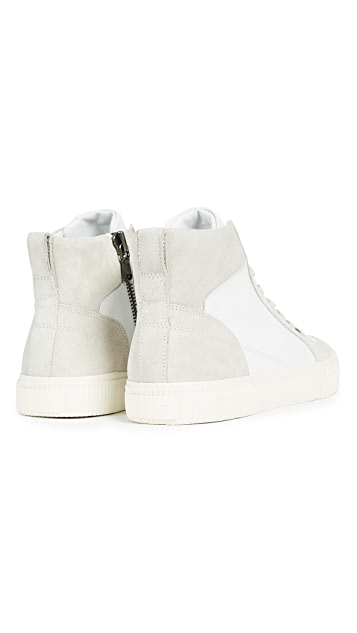 Vince Kameron High Top Sneakers