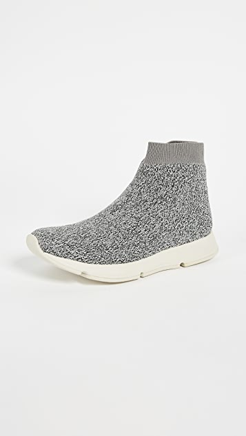 Vince Tyra Knit Jogger Sneakers