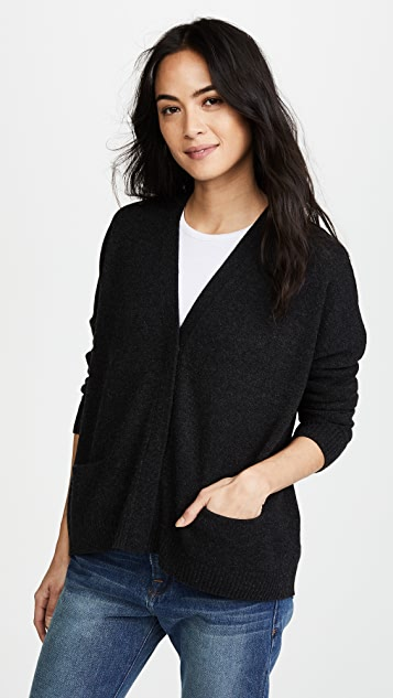 Vince Snap Cardigan