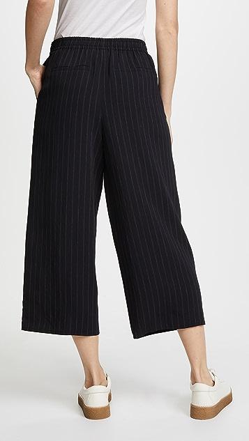 Vince Drawstring Crop Pants