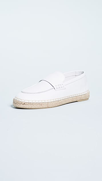 Vince Daria Espadrille Loafers