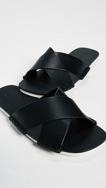 Vince Nico Crisscross Slide