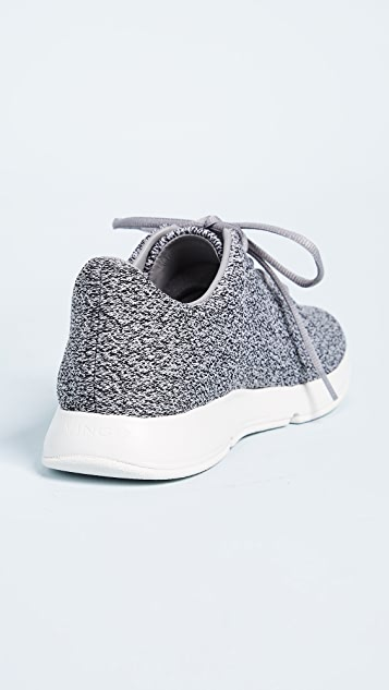 Vince Trellis Knit Sneakers
