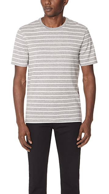 Vince Heather Striped Tee