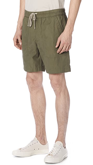 Vince Relaxed Fit Shorts